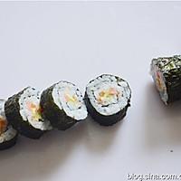 郊游踏青好便当--爽口寿司卷的做法图解7