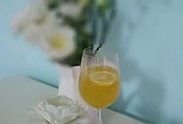 红茶柠檬水的做法