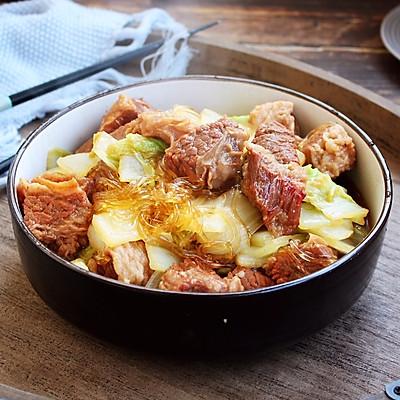大白菜炖牛肉(附炖牛肉方法)的做法 步骤23