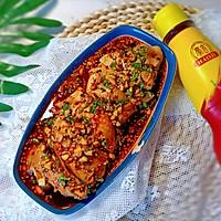 #豪吉川香美味#用这种料汁做的口水鸡也太好吃了叭的做法图解6