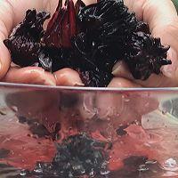 洛神酸梅汤:煮出让人心跳的红色的做法图解2