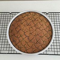 红枣八寸戚风蛋糕的做法图解11