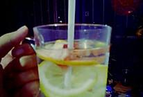 蜂蜜柠檬柚子茶的做法