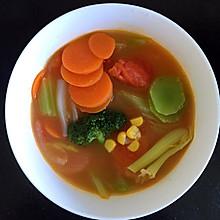 瘦身杂蔬汤