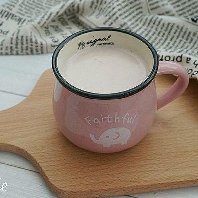 【豆浆机】花生牛奶