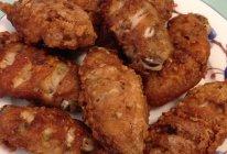 蒜香鸡翅的做法