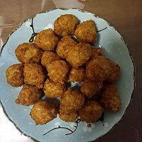 干炸小肉丸(麻辣孜然味)的做法图解9