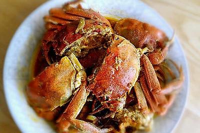 香辣大闸蟹(口味蟹)