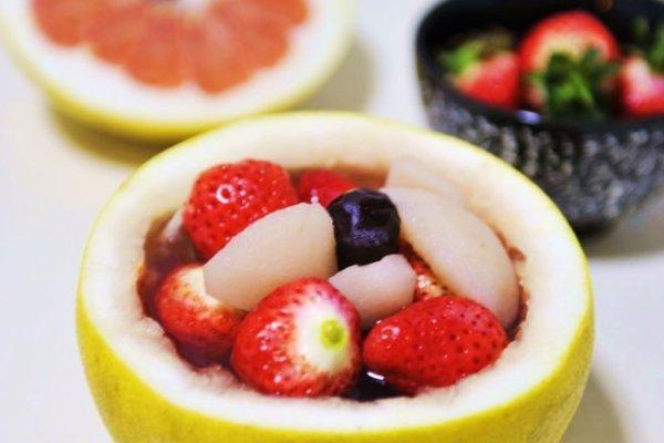 甜甜蜜蜜水果捞