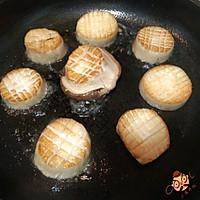 营养美味 香煎杏鲍菇的做法图解5
