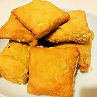 荷包豆腐的做法图解5