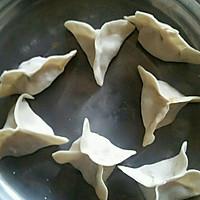 香菇猪肉饺子的做法图解4