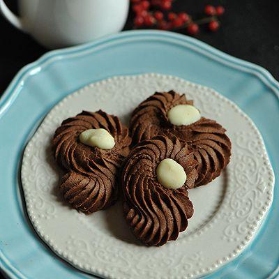 巧克力丹麦奶油酥