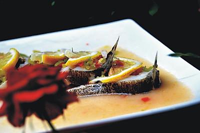 柠香鳜鱼#寻找最聪明的蒸菜达人#