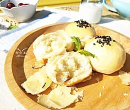绿豆小酥饼的做法