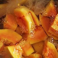 木瓜炖银耳#舌尖上的春宴#的做法图解5