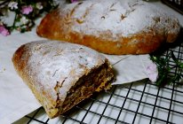 【欧式面包】蔓越人家软欧包的做法