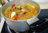 十二道锋味复刻--咖喱蒜瓣羊肉锅的做法