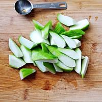 #味达美名厨福气汁,新春添口福#丝瓜脆皮豆腐的做法图解6