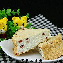 蔓越莓天使蛋糕——消耗剩余蛋清的方式