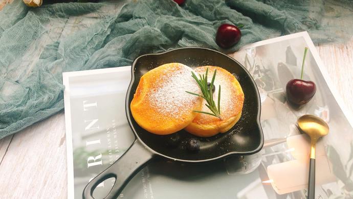 #秀出你的早餐#日式舒芙蕾