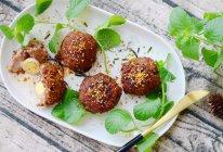 照烧包心牛肉丸#金龙鱼外婆乡小榨菜籽油 最强家乡菜#的做法