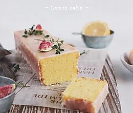 ️0难度|巨好吃的清爽柠檬磅蛋糕的做法