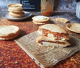 #晒出你的团圆大餐#焦糖奶油夹心饼干的做法