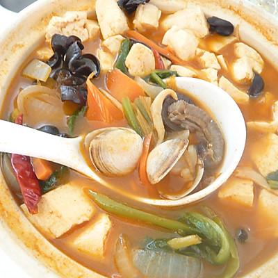 韩式大酱汤家常做法