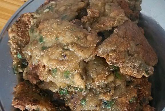 正宗的福建莆田海蛎饼