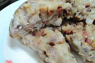 芋头糕—荔浦芋头+广式腊肠