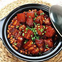 川味红烧肉(餐桌上的一道硬菜)的做法图解18