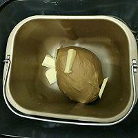 红糖甜枣吐司的做法图解7