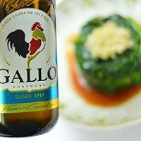 橄露Gallo经典特级初榨橄榄油试用之一  橄榄油菠菜塔的做法图解10