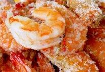 盐焗虾—多功能压力锅版的做法