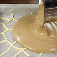 长颈鹿蛋糕卷的做法的做法图解9