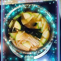 韩式大酱汤「吃它」的做法图解4