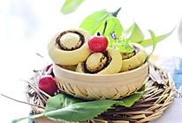 童趣蘑菇饼干 #最萌缤纷儿童节#的做法