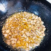 椒炒鸡丁的做法图解9