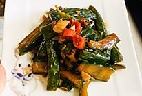 解腻小菜—脆脆哒酱黄瓜的做法