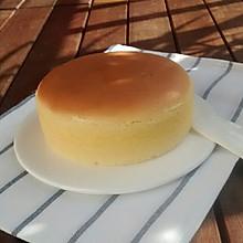 可口诱人的轻芝士蛋糕简单做法