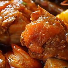 日食记 | 香辣明虾肉蟹煲