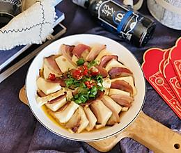 #元宵节美食大赏#腊肉蒸豆腐的做法