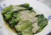 腐乳麻香油麦菜的做法