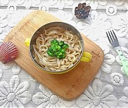 蔬菜面#嘉宝辅食宝典#的做法