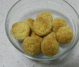 黄金椰球的做法