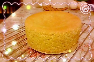 squallend的全蛋海绵蛋糕