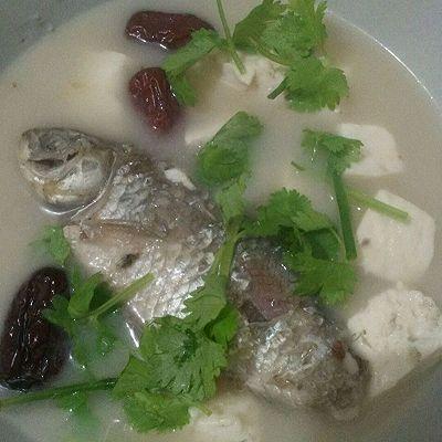 豆腐鲫鱼鲜汤