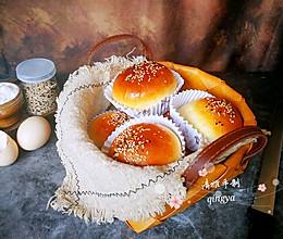 #带着零食去旅行!#紫薯小面包的做法