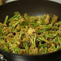 豆豉花菜的做法图解5